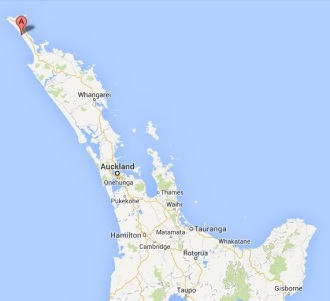 Ninety Mile Beach map