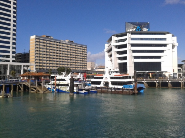 Ferry terminal and ATEED