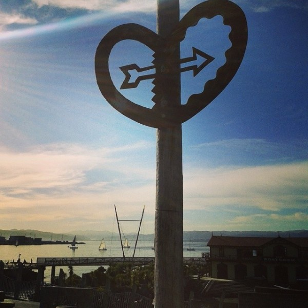 Harbour heart